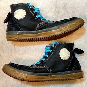 Converse Leather Sawtooth Boots